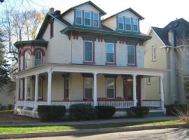 22 E. 5th St Rear/Garage, Bloomsburg, PA 17815
